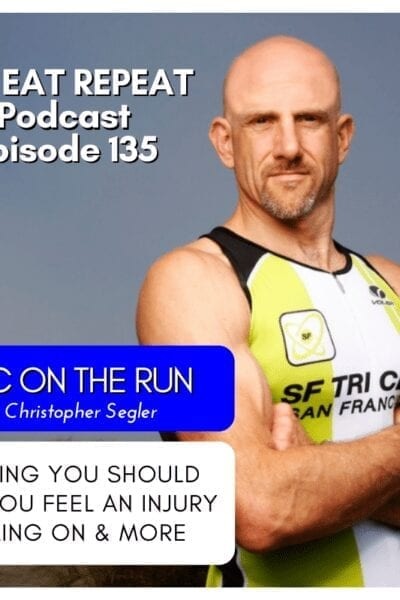 Doc on the Run Podcast Run Eat Repeat Tips for Injured Runners