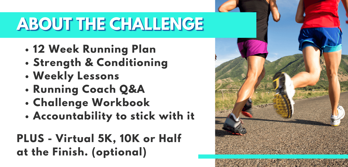 Running Challenge sign up 2021
