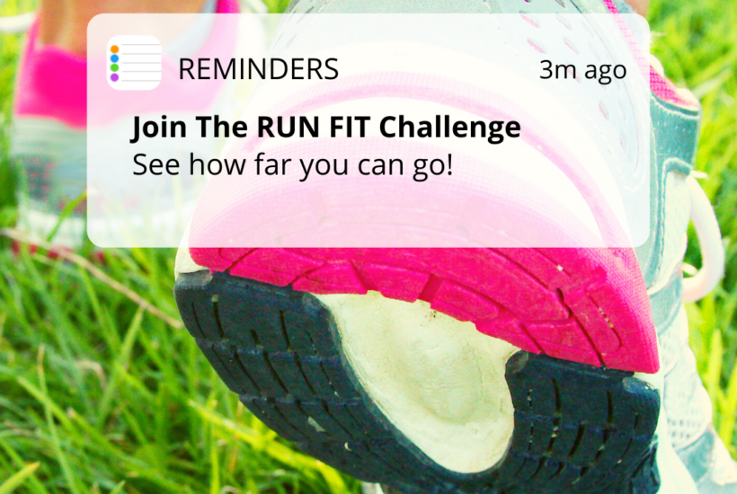 How to get back in running shape