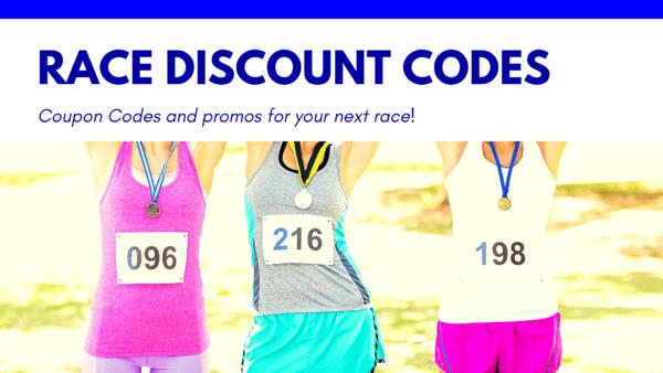 Race Discount Code Half Marathon 10K 5K RunEatRepeat.com