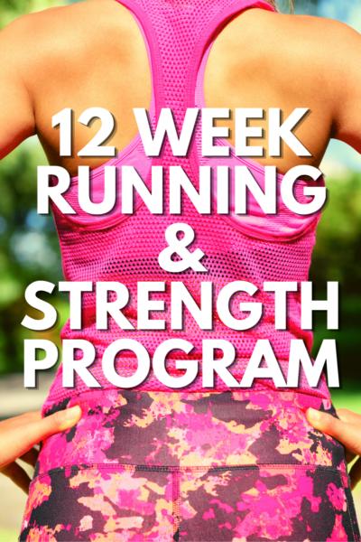 mejor plan de carrera de 12 semanas