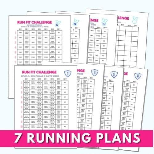 Ultimate Running Program for new runners