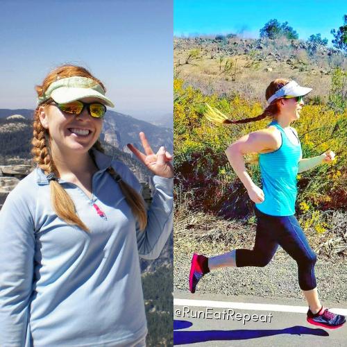 ejecutar la pérdida de peso antes y después