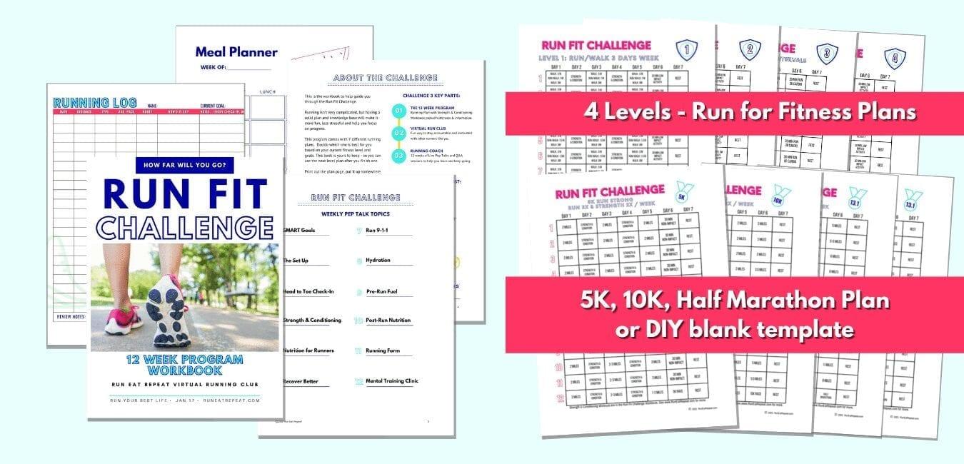 running plan for beginners