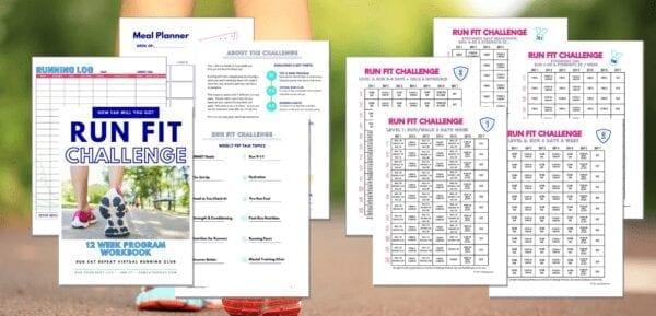 best 12 week running plan