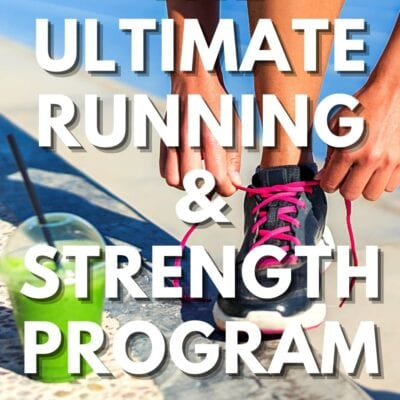 The Ultimate Running Workout Program for ALL Levels