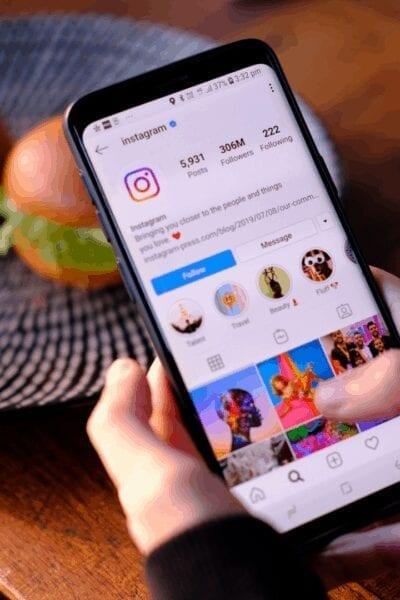 Fake Famous Instagram Influencer