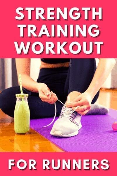 Runner Strength Workout A