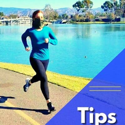 Running with a Mask Tips as seen on Dr. Oz