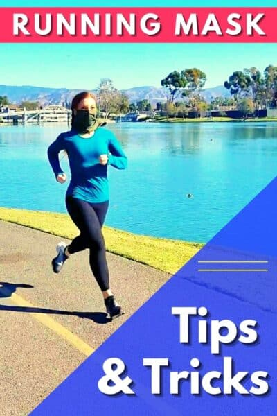 Running with a Mask Tips Dr. Oz