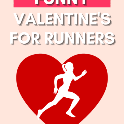 Funny Valentine's Day for Runners – Share to Instagram, Facebook or TikTok!