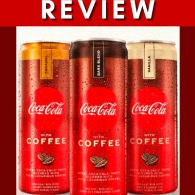 Coca-Cola with Coffee Review