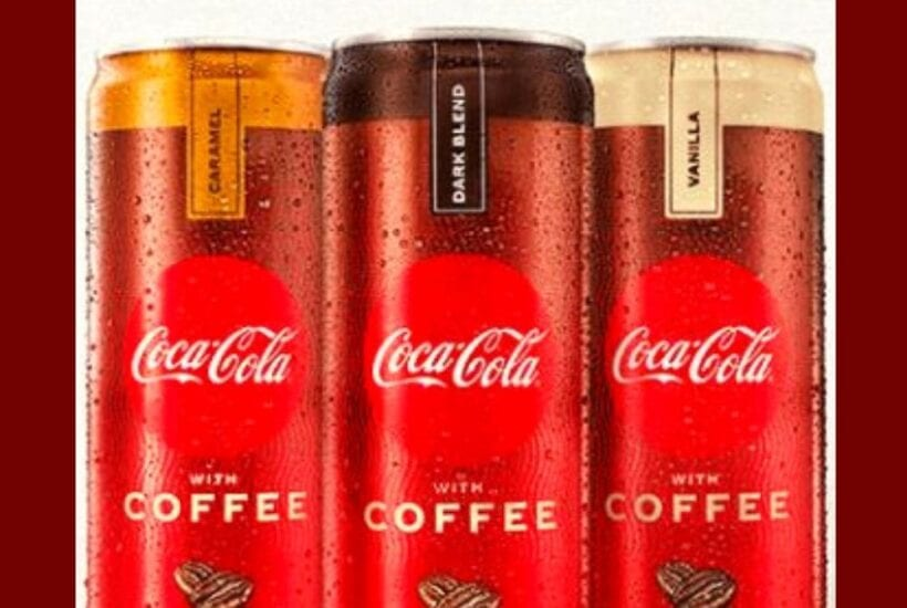 coke with iced coffee review
