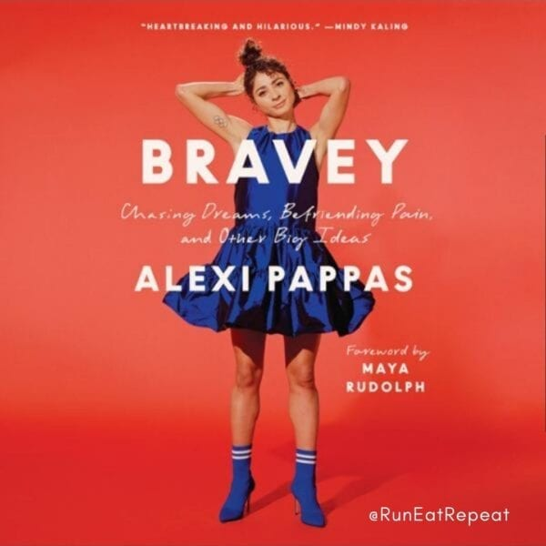 Bravey Book for Runners