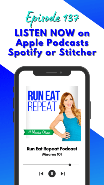 Run Eat Repeat Podcast Tina Carrots N Cake.