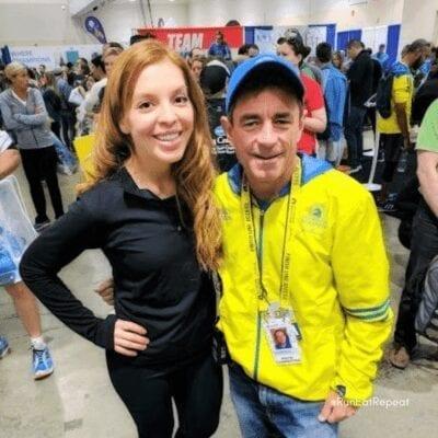 Boston Marathon Monday, but a Virtual 5K
