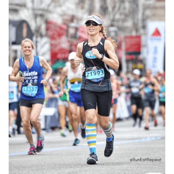 Maratón virtual del maratón de Boston