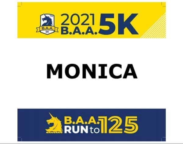 Resumen del maratón de Boston Virtual 5K