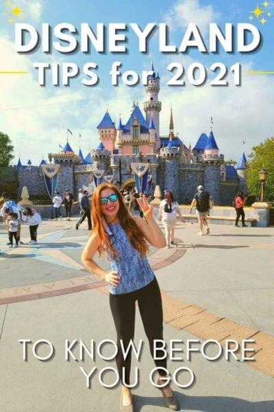 Disneyland Tips 2021
