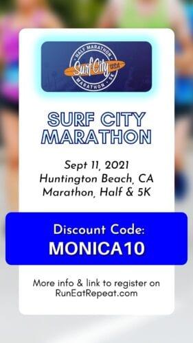 Surf City Marathon Discount Code