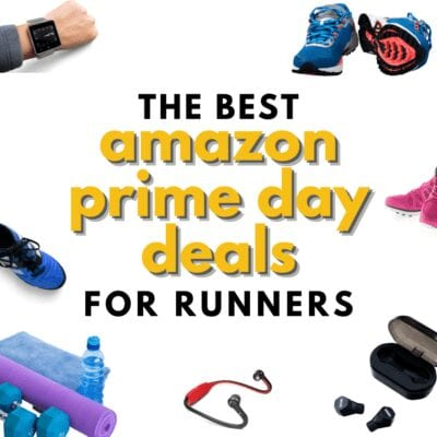 Best Prime Day Deals for Runners 2021