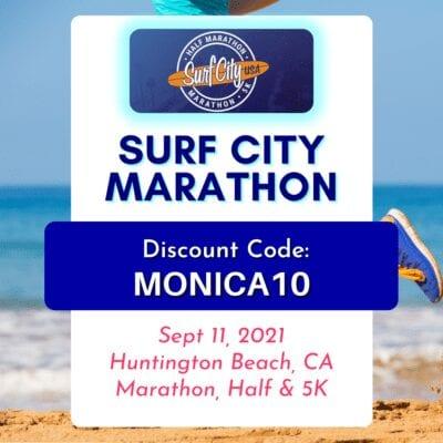 Surf City Marathon Discount Code 2021