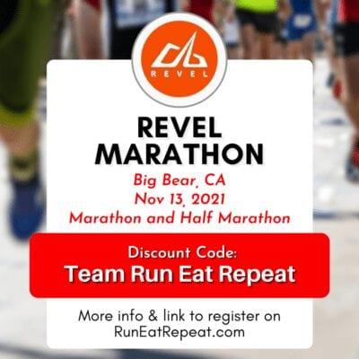 Revel Big Bear Marathon Discount Code 2021