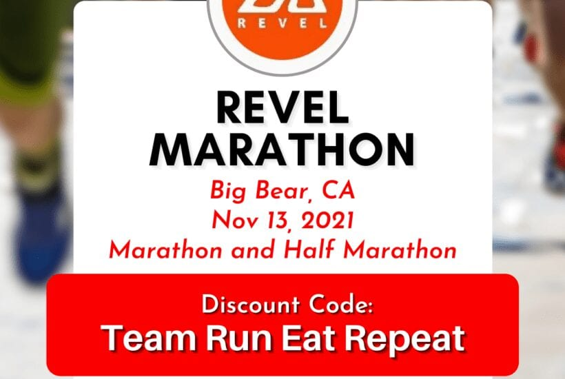 Revel Marathon Discount Code 2021