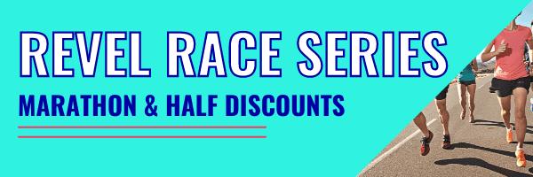 Revel Marathon Half Discount Code 2021