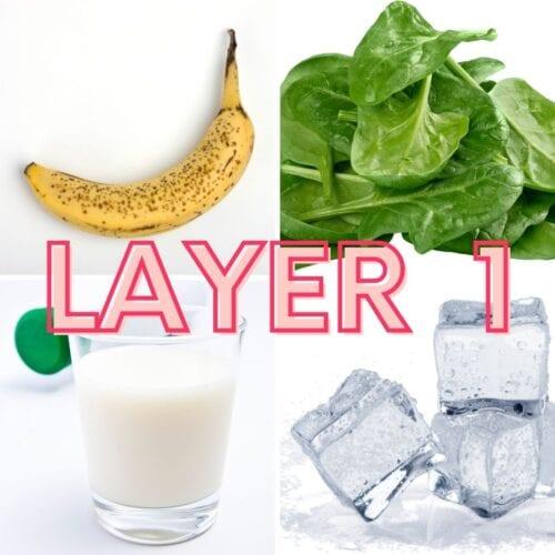 Healthy Freakshake Recipe Layered Smoothie