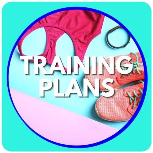 new runner training plans