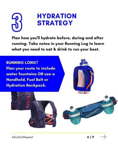 7 consejos para correr durante el verano