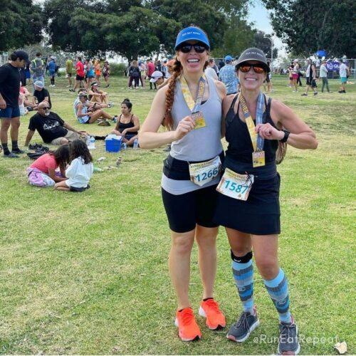 AFC Half Marathon Race Results Photos 2021