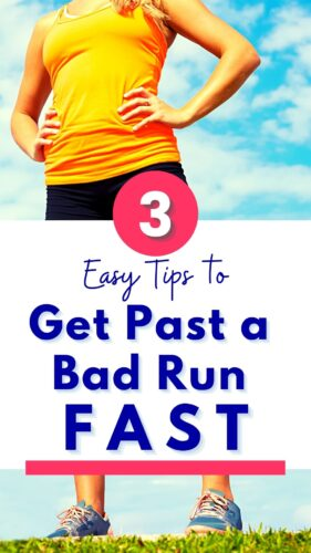 3 Tips for a Bad Run Half Marathon Training