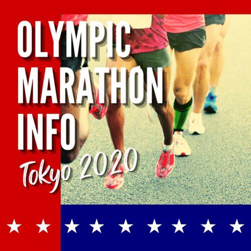 Olympic Marathon 2020 Run Eat Repeat