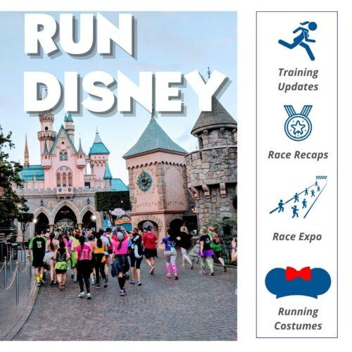 Run Disney Blog