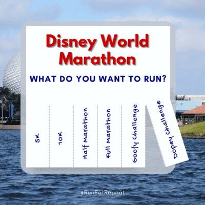 Running the Dopey Challenge 2022 (Disney World Run Series)