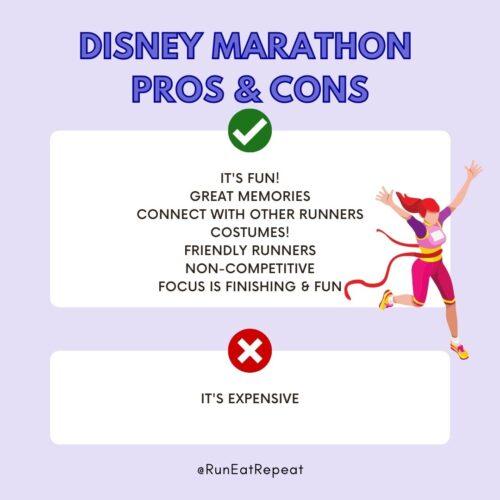 Disney World Marathon list