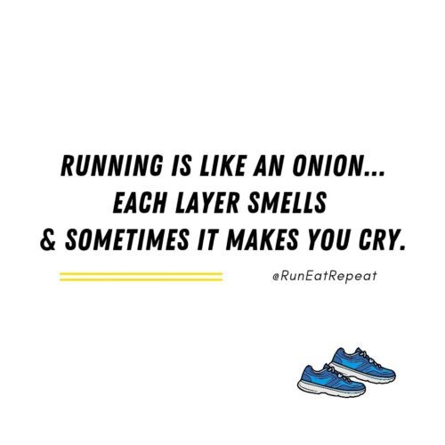 @RunEatRepeat Funny Runner Meme