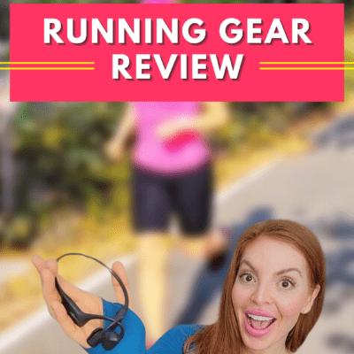 AfterShokz Running Headphones REVIEW
