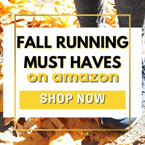 Running Gear on Amazon for Fall 2021
