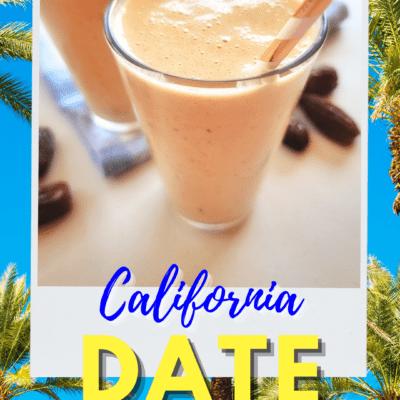 Easy Date Shake Recipe